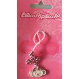Pingente De Celular Lilica Ripilica Original 47327