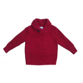 Sueter Old Navy Color Rojo Para Bebe, Unisex Super Bello
