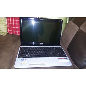 Lapto Toshiba Satellite L755 De Caja Con Papales En Regla