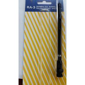 Antena Telescopica Ra-3 Radio Kenwood