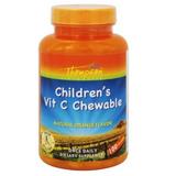 Childrens Vitamina C Niños Masticable 100 Pastillas 100mg