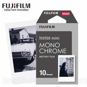 Film Instant Mono Chrome Instax Mini Fujifilm