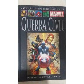 Marvel Gerra Civil + Thunderbolts (salvat)