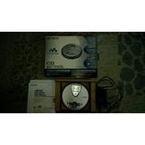 Reproductor De Cd Walkman Sony