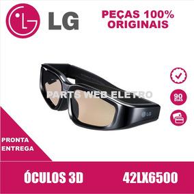 4f6f5fc73c60e Óculos 3d Lg 42lx6500 - Ebx61148101 Original