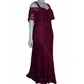 Vestido Festa Ciganinha - Plus Size Do 44 Ao 54 - Mk 03