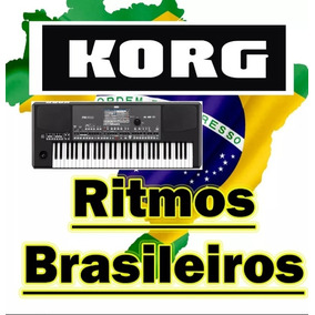 Ritmos Brasileiros Para O Teclado Korg Pa 300