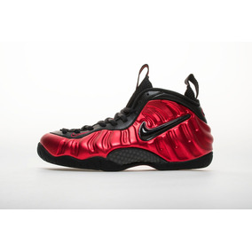 best service bc677 81f97 Tenis Nike Air Foamposite Pro University Red Originales