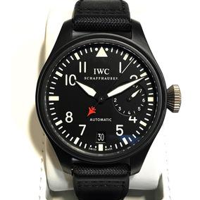 ec5060448f3 Iwc Top Gun - Relógio Masculino no Mercado Livre Brasil