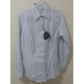 ed5dd14be14 Camisa Social Branca Dudalina - Camisa Social Manga Longa no Mercado ...