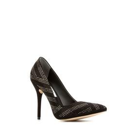 Hermosos Zapatos Tacones Mix N6 Glitter Cristales Negros!! Usado - Sonora ·  Elegantes Zapatillas Con Cristales Color Negro Para Fiestas 5a4d2b157366