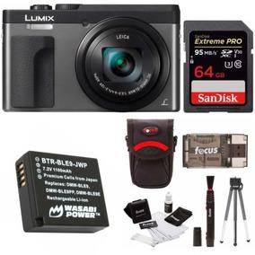 Dc-zs70k Panasonic Lumix 20.3 Megapíxeles, 4k Táctil De 3-