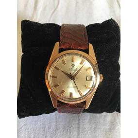 3f3a0d6c9db Relogio Omega Caixa Ouro Maci - Relógios no Mercado Livre Brasil