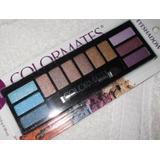 Paleta Sombras Shimmer Colormates Garden Party 8109