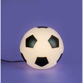 Abajur Bola De Futebol - Abajures no Mercado Livre Brasil 2edc2bd3c70f2
