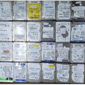 Hd Notebook 1000gb 1000 Gb 1tb Perfeito 100% Várias Marcas