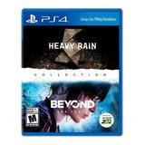 Videojuego Ps4 No Heavy Rain And Beyon Marca Playstation H.c
