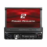 Pantalla Power Acoustik Pd-720b C/ Camara De Reversa Gratis