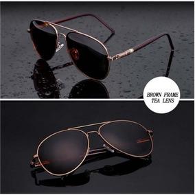 a6af1e8f523cc Oculos Aviador Homem Armacoes - Óculos no Mercado Livre Brasil