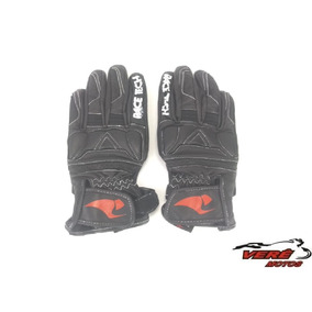 Luva Race Tech Tour Tech Black Size P