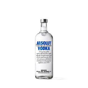 Absolut Vodka Original Sueca - 1,5l
