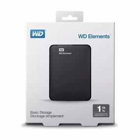 Hd Externo 1tb Wd Portatil Western Digital