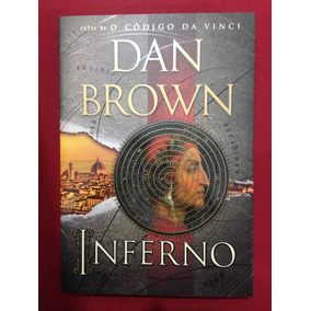 Livro - Inferno - Dan Brown - Ed. Arqueiro - Seminovo
