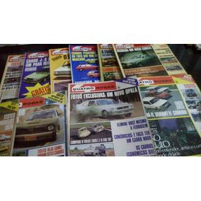 Coleçao Revistas 4 Rodas Ediçao Janeiro 1979