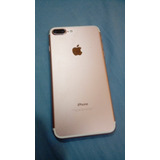iPhone 7 Plus Rose Original Vitrine - Pronta Entrega