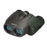 Pentax 8-16x21 Zoom Compacto Binoculares (verde)