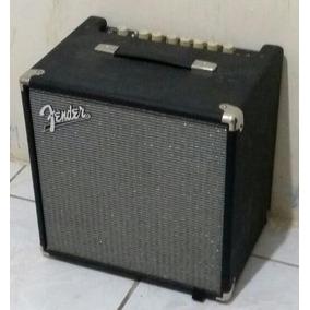 Amplificador De Bajo Fender Rumble 40w