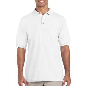 f0aef84353382 5 Playeras Deportiva Tipo Polo Pique Adulto. 19 colores