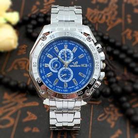 4279221ef35 Relogio Orlando Azul - Relógios De Pulso no Mercado Livre Brasil