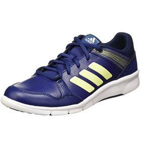 Tenis adidas Training Niraya Azul+verde