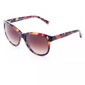 536859de9a224 13 Emporio Armani Ea 4003 Marrom Trans 5069 - Óculos no Mercado ...