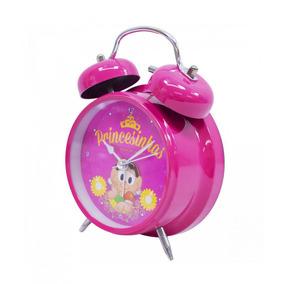 Relógio Despertador Princesinhas