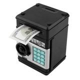 Alcancía Electrónica Traga Billetes Caja De Seguridad Código