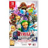Hyrule Warriors Definitive Edition Nintendo Switch Físico