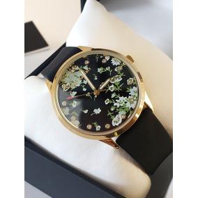 Reloj Juicy Couture Black Label Los Angeles Swarovski Dama