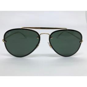 49cc6b12b25e0 Oculos De Sol Ray Ban Blaze Aviator Rb 3584n 905071 58