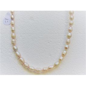 f4d2faca5ded Collar Perlas 12 Mm - Joyería en Mercado Libre México