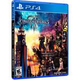 Kingdom Hearts Iii Ps4 Square Enix