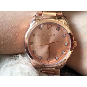 Relógio Lince Feminino Lrr4391l R2rx
