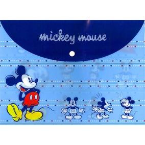 Disney - Folder Sobre Mickey Mouse Blue
