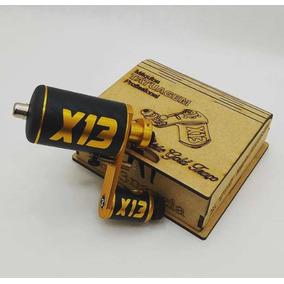 Maquina X13 Gold Rotativa Tattoo Tatuagem + Brinde