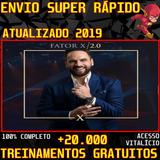 Fator X + Clientes Infinitos 2019 - Pedro Superti + 20m Brin