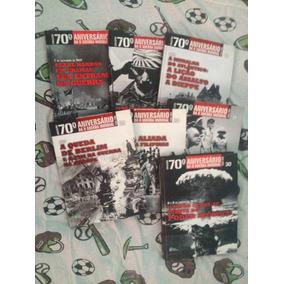 Livros Da Serie 70º Aniversário Da Segunda Guerra Mundial