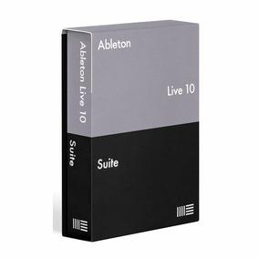 Ableton Live Suite 10 2019 Mac Os Programas Apple Mac