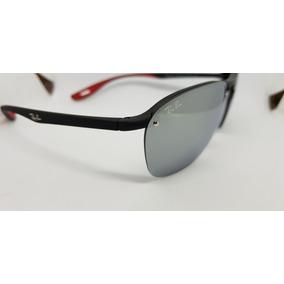 58e82a32d37 Óculos De Sol Ray Ban Rb4302m- Scuderia Ferrari F601 6g