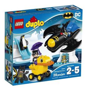 Lego 10823 Aventura En El Batiplano Dc